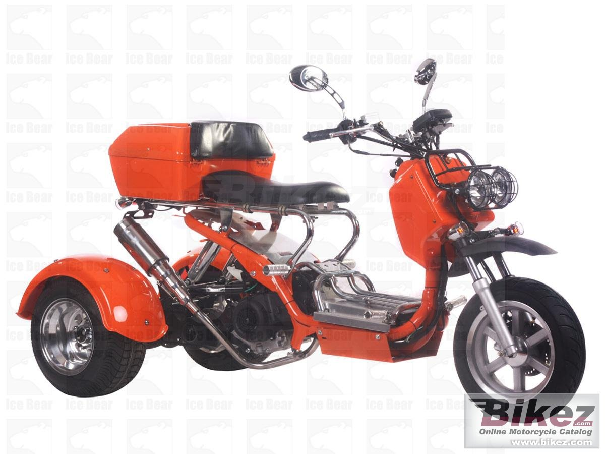 Ice Bear Viking 150 Trike