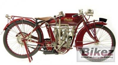 1916 Indian B