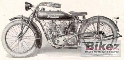 1917 Indian N