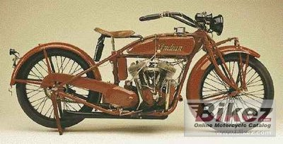 1922 Indian Chief