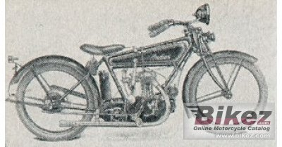 1925 Indian Prince