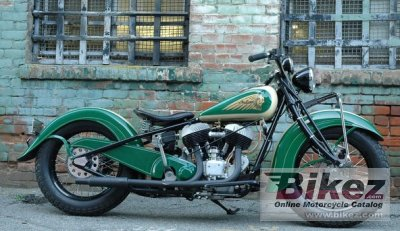 1933 Indian Chief