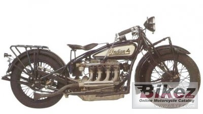 1934 Indian 402