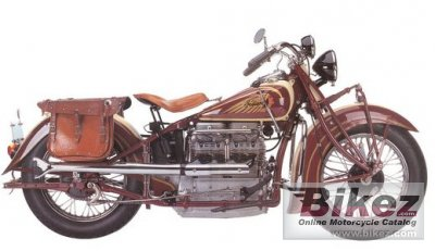 1937 Indian 402