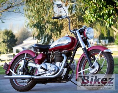 1949 Indian Scout 440