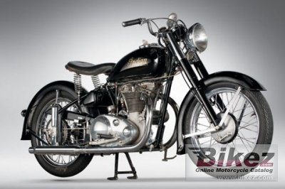 1950 Indian Scout 440