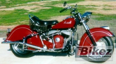 1951 Indian Chief
