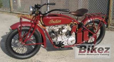 1952 Indian Scout 440