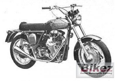 1969 Indian Velocette