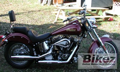 2001 Indian Scout photo