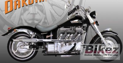 2007 Indian Dakota 4si