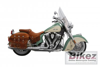 2013 Indian Chief Vintage photo