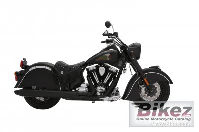 2013 Indian Chief Dark Horse photo