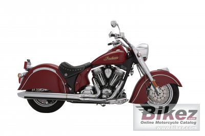 2013 Indian Chief Classic photo
