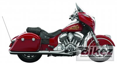 2014 Indian Chieftain photo