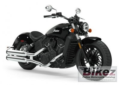2019 Indian Scout Sixty