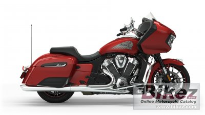2020 Indian Challenger Limited