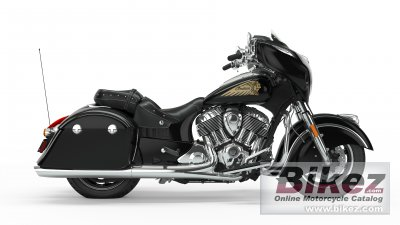 2020 Indian Chieftain Classic
