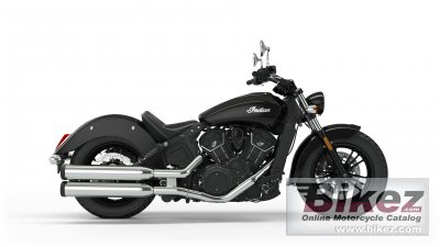 2020 Indian Scout Sixty ABS