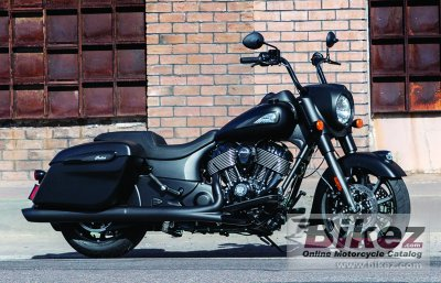 2020 Indian Springfield Dark Horse