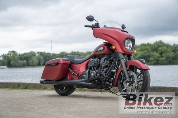 2021 Indian Chieftain Dark Horse