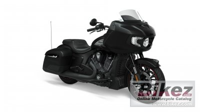 2021 Indian Challenger Dark Horse