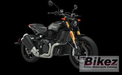 2021 Indian FTR 1200 S
