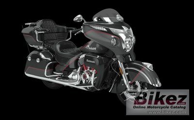 2021 Indian Roadmaster Elite
