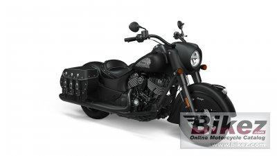 2021 Indian Vintage Dark Horse