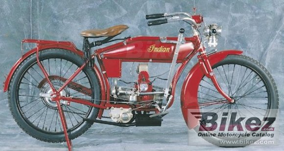 Indian Model O