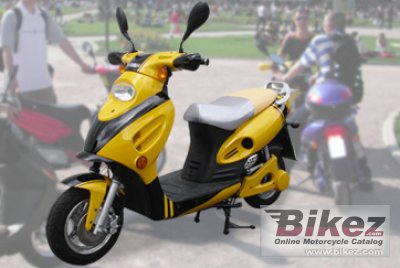 2008 Innoscooter Jagas12z photo