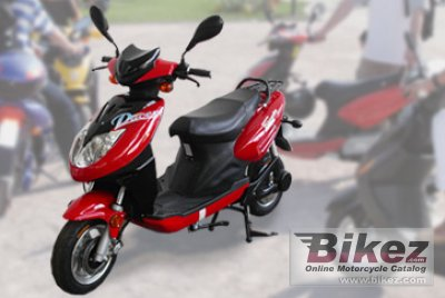 2008 Innoscooter EM2000