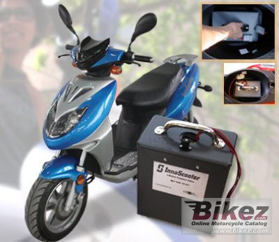2009 Innoscooter EM 2500 Lithium photo