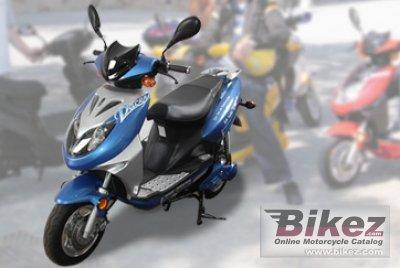 2009 Innoscooter EM 2500 Elektroroller
