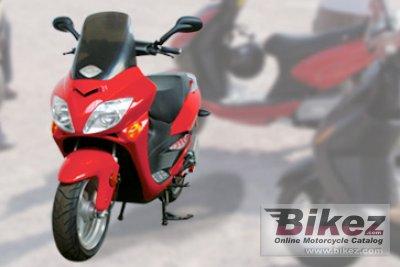 2009 Innoscooter EM 3500 Maxi-Lithium