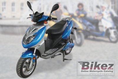 2009 Innoscooter EM 5000 Lithium-Sport