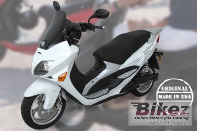 2010 Innoscooter Elektroroller EM 6000