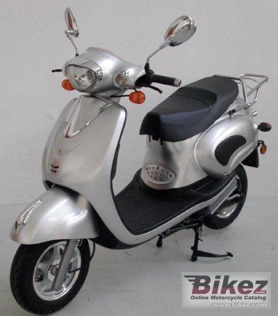 2011 Innoscooter Elektroroller Retro-L