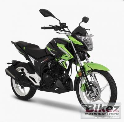 2020 Italika 150 Z