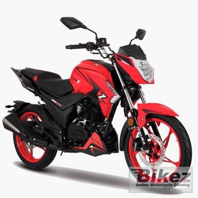 2020 Italika 200Z