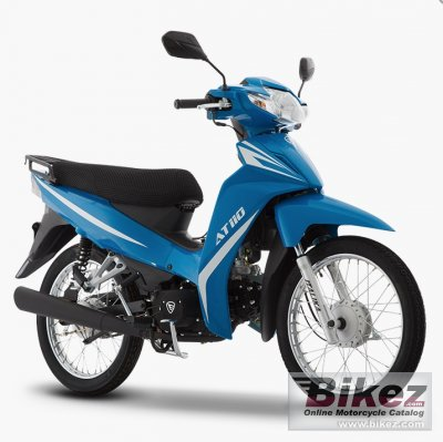2020 Italika AT110