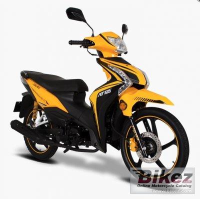 2020 Italika AT125
