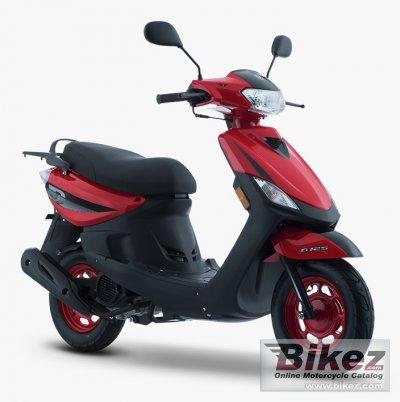 2020 Italika D125