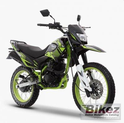 2020 Italika DM 150 Sport