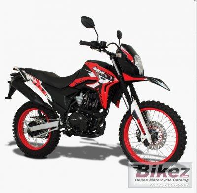 2020 Italika DM 150