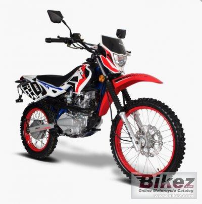 2020 Italika DM125
