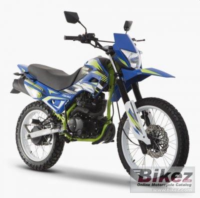 2020 Italika DM250