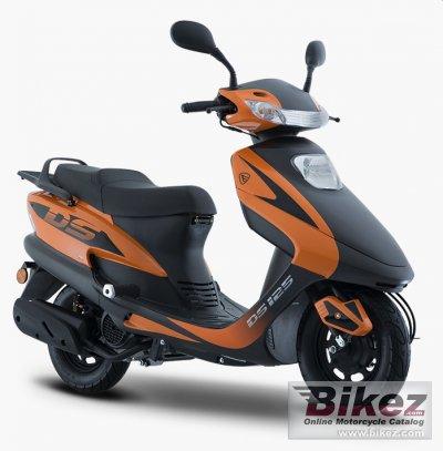 2020 Italika DS125