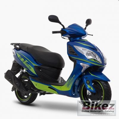 2020 Italika DS150G