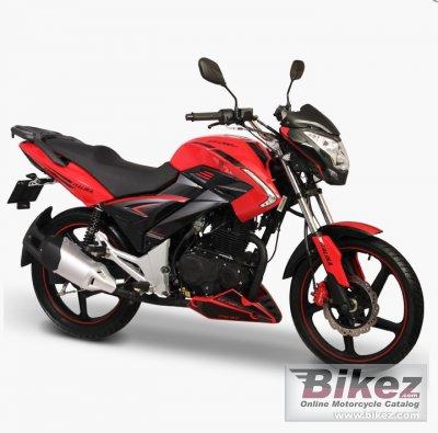 2020 Italika DT 200 Sport